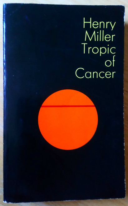 Miller, Henry - Tropic of Cancer PB Vintage Granada Ed 1981