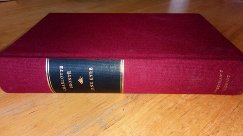 Bronte , Charlotte - Jane Eyre - HB Clothbound Everyman's Library Classic 1991
