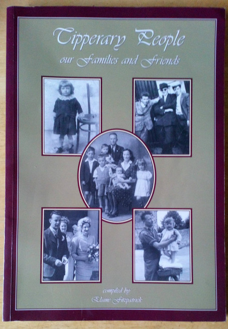 Fitzpatrick, Elaine - Tipperary People - Our Families and Friends - Tipperary Town Local History  - 2008
