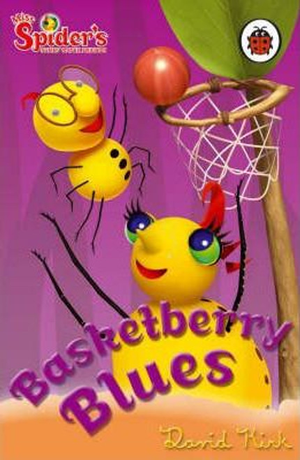 Ladybird / Miss Spider: Basketberry Blues