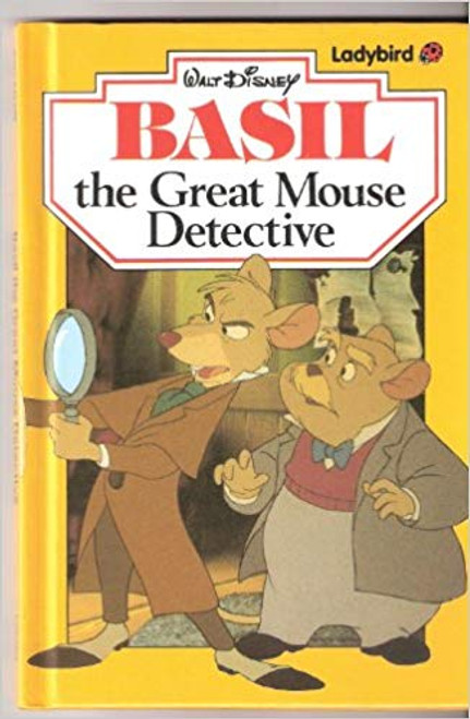 Ladybird / Basil the Great Mouse Detective
