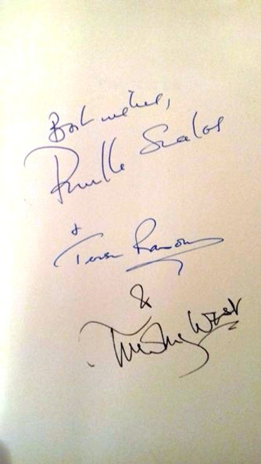 Teresa Ransom / Prunella : The Authorised Biography of Prunella Scales (Large Hardback) (Signed by the Author)