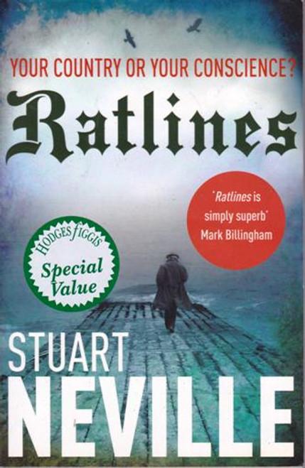 Stuart Neville / Ratlines (Large Paperback) (Signed by the Author)