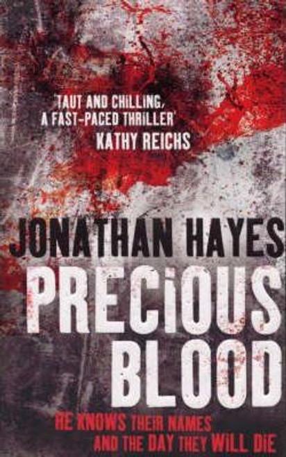 Hayes, Jonathan / Precious Blood