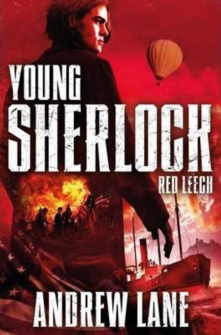 Lane, Andrew / Young Sherlock Holmes - Red Leech