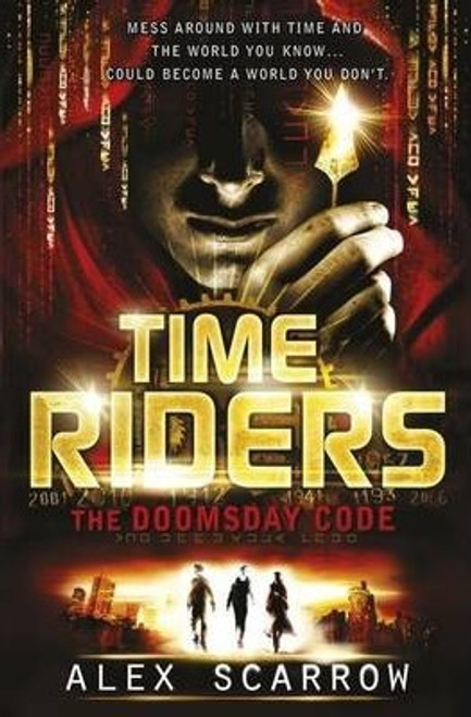 Scarrow, Alex / TimeRiders: The Doomsday Code