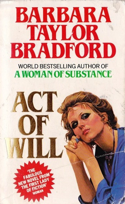 Taylor Bradford, Barbara / Act of Will