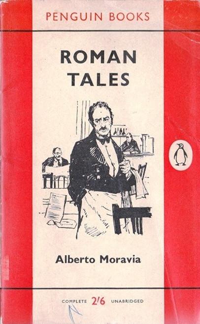 Moravia, Alberto / Roman Tales