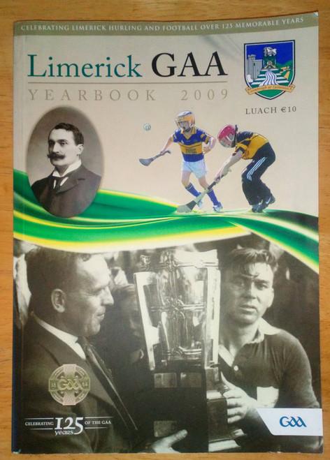 Limerick GAA Yearbook 2009  - 125th Anniversary GAA - PB