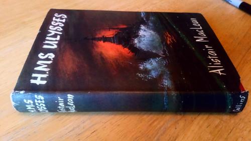 MacLean, Alistair - H.M.S Ulysses HB 1955 Collins UK WW2 Classic