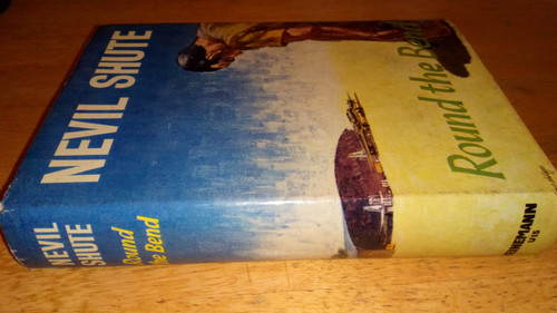 Shute, Nevil - Round the Bend - HB Vintage - 1960 ( Originally 1951)  - Heinemann