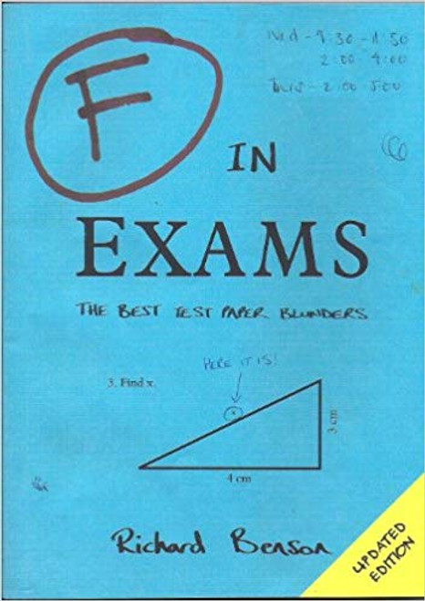 Benson, Richard / F In Exams The Best Test Paper Blunders