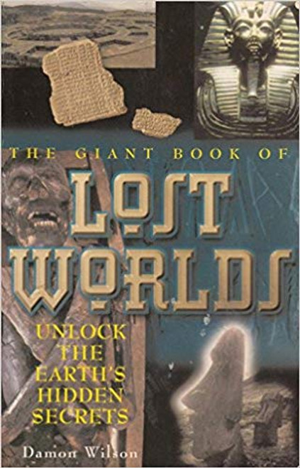 Wilson, Damon / The Giant Book of Lost Worlds