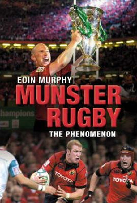 Murphy, Eoin / Munster Rugby (Large Paperback)