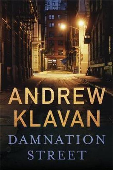 Klavan, Andrew / Damnation Street (Large Paperback)