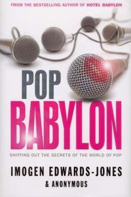 Edwards Jones, Imogen / Pop Babylon (Large Paperback)