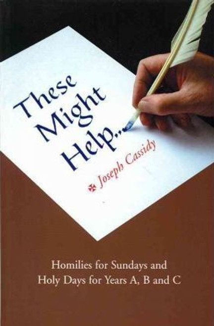 Cassidy, Joseph / These Might Help (Large Paperback)