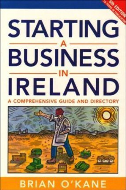 O'Kane, Brian / Starting a Business in Ireland (Large Paperback)