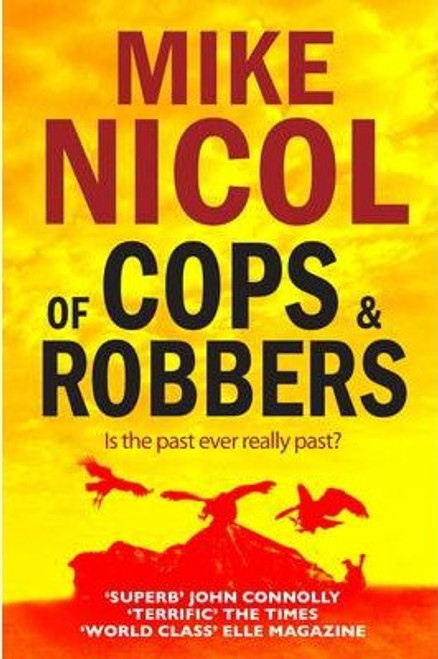 Nicol, Mike / Of Cops & Robbers (Large Paperback)
