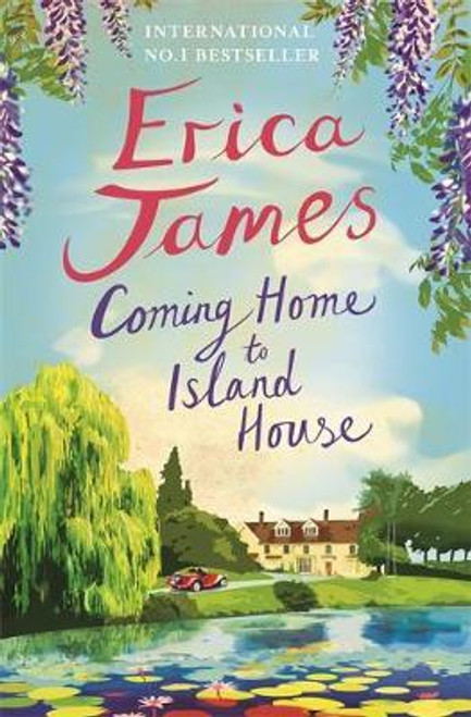 James, Erica / Coming Home to Island House (Large Paperback)
