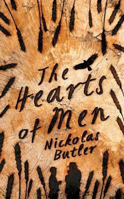 Butler, Nickolas / The Hearts of Men (Large Paperback)