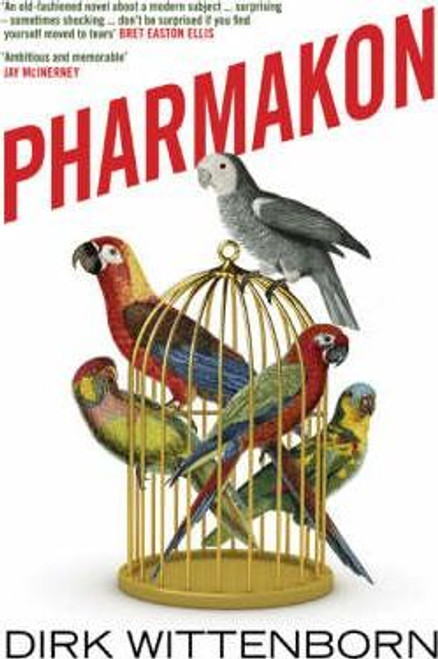 Wittenborn, Dirk / Pharmakon (Large Paperback)