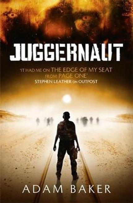 Baker, Adam / Juggernaut (Large Paperback)