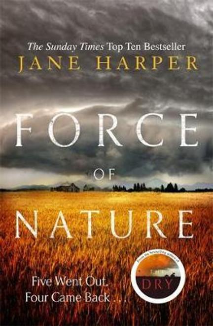 Harper, Jane / Force of Nature (Large Paperback)