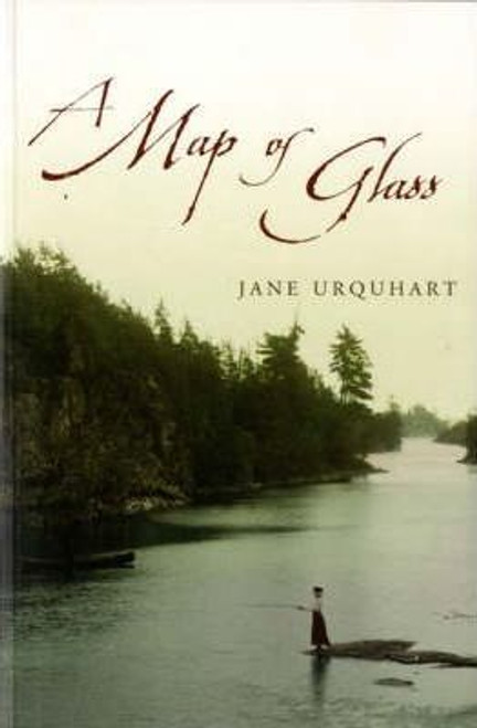 Urquhart, Jane / Map of Glass (Large Paperback)