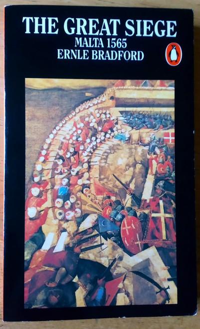 Bradford, Ernle - The Great Siege : Malta 1565 - PB  History