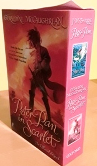 Peter Pan (Complete 2 Book Box Set)