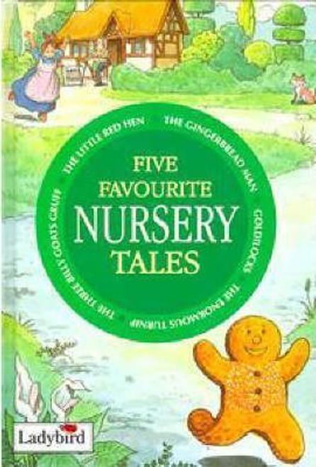 Stevenson, Peter / Five Favourite Nursery Tales (Hardback)