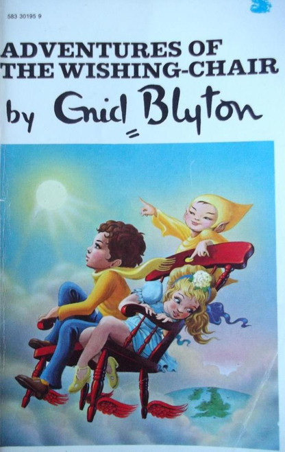 Blyton, Enid / The Adventures Of The Wishing Chair