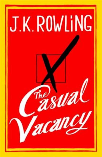 Rowling, J. K. / The Casual Vacancy (Hardback)