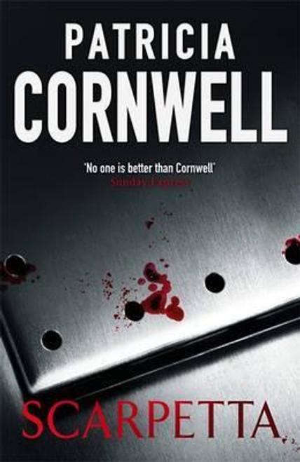 Cornwell, Patricia / Scarpetta (Hardback)
