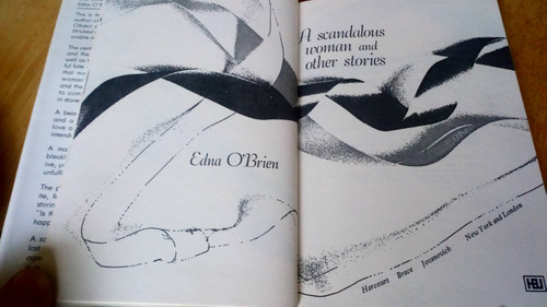 O'Brien, Edna - A Scandalous Woman & Other Stories - HB US 1st Ed