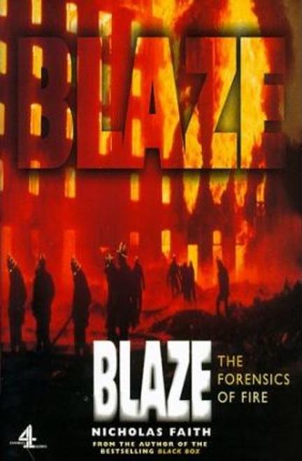 Faith, Nicholas / Blaze (Hardback)