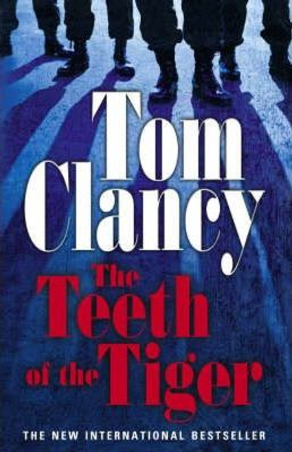 Clancy, Tom / The Teeth of the Tiger (Hardback)