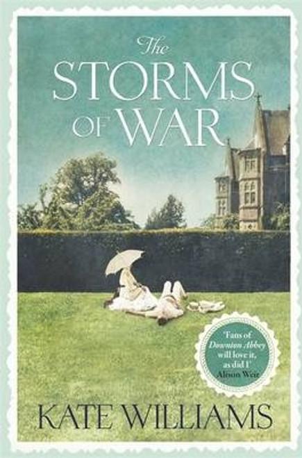 Williams, Kate / The Storms of War (Large Hardback)