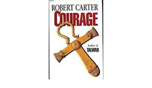 Carter, Robert / Courage (Hardback)