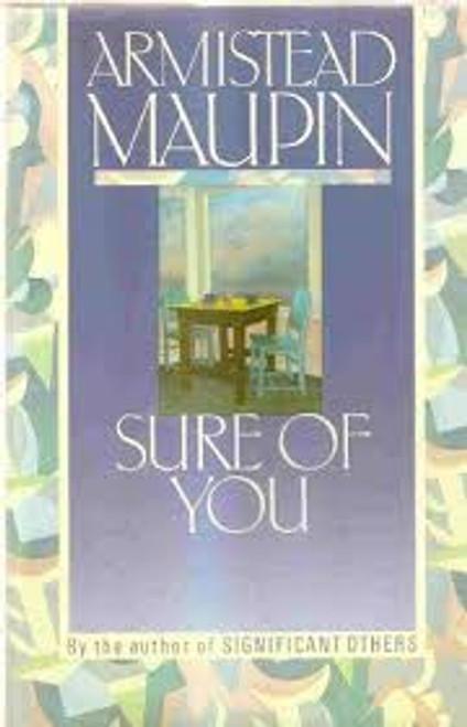 Maupin, Armistead / Sure of You (Hardback)