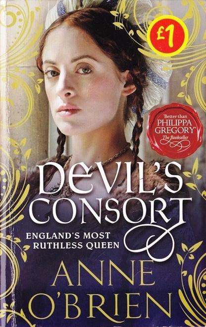 O'Brien, Anne / Devil's Consort