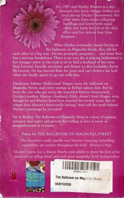 Owens, Sharon / The Ballroom on Magnolia Street