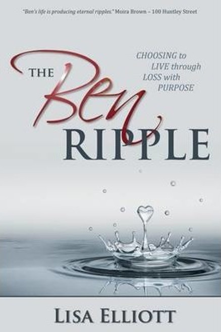 Elliott, Lisa / The Ben Ripple (Large Paperback)