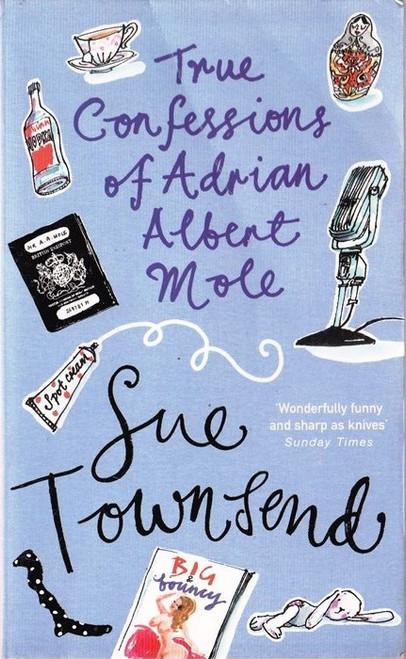 Townsend, Sue / True Confessions of Adrian Albert Mole