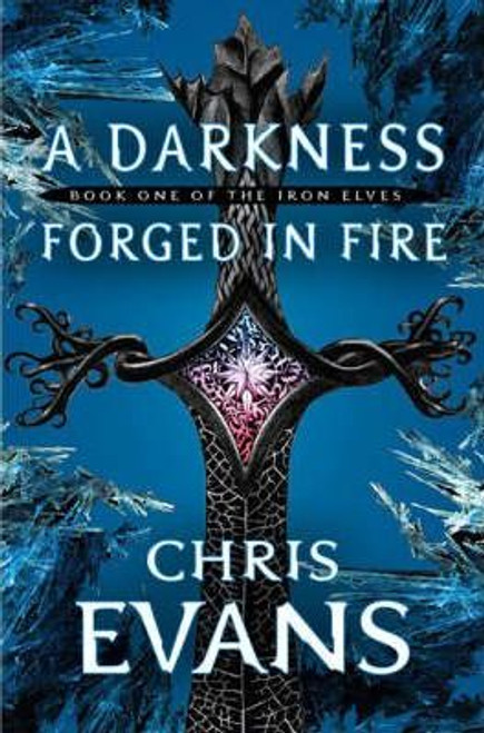 Evans, Chris / A Darkness Forged in Fire (Large Paperback)