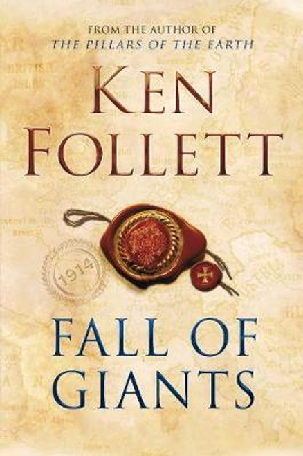 Follett, Ken / Fall of Giants (Hardback) ( The Century Trilogy Book 1)
