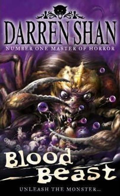 Shan, Darren / Blood Beast (Large Paperback) ( Demonata Book 5 )