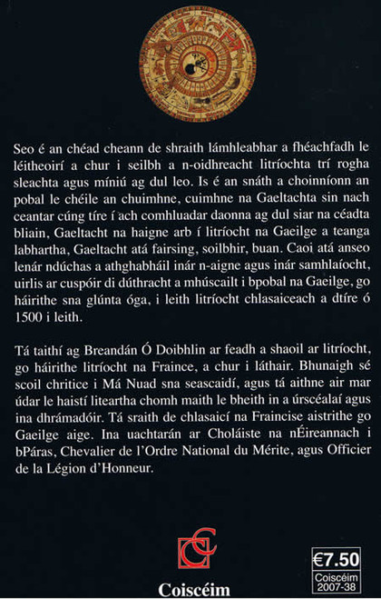 Ó Doibhlin, Breandán - Manuail de Litríocht na Gaeilge - Ar Immeal an Choncais , 1500