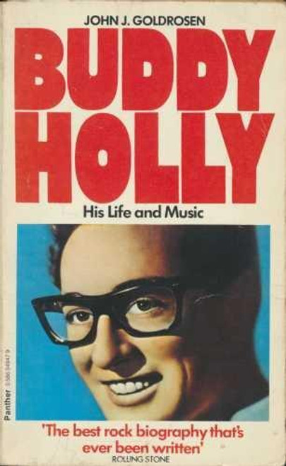 Goldrosen, John J - Buddy Holly : His Life and music - Biography Vintage PB